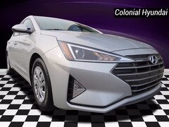 Certified Pre-Owned 2020 Hyundai Elantra SE SE IVT SULEV in Dowingtown PA