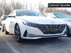 New 2021 Hyundai Elantra Limited Sedan in Downingtown PA