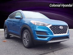 New 2021 Hyundai Tucson SEL SUV in Downingtown PA