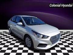 New 2021 Hyundai Accent SE Sedan in Downingtown PA