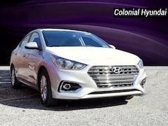 New 2020 Hyundai Accent SEL Sedan in Downingtown PA