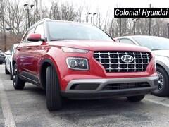 New 2021 Hyundai Venue SEL SUV in Downingtown PA
