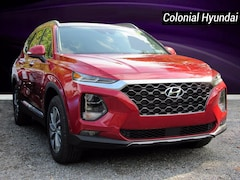 New 2020 Hyundai Santa Fe SEL SUV in Downingtown PA