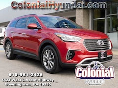 Certified Pre-Owned 2017 Hyundai Santa Fe SE SE 3.3L Auto AWD in Dowingtown PA