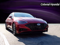 New 2020 Hyundai Sonata Limited Sedan in Downingtown PA