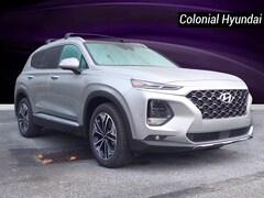 New 2020 Hyundai Santa Fe SEL SUV in Downingtown PA