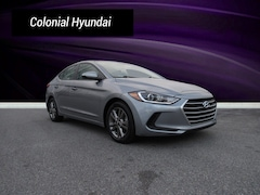Certified Pre-Owned 2017 Hyundai Elantra SE SE 2.0L Auto (Alabama) *Ltd Avail* in Dowingtown PA