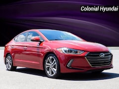 Certified Pre-Owned 2017 Hyundai Elantra Limited Limited 2.0L Auto (Alabama) *Ltd Avail* in Dowingtown PA