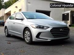 Used 2018 Hyundai Elantra SE SE 2.0L Auto (Ulsan) in Dowingtown PA