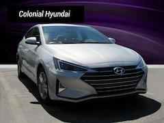 New 2020 Hyundai Elantra SEL Sedan in Downingtown PA