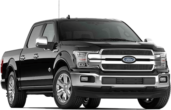 2019 Ford F-150 King Ranch® Trim
