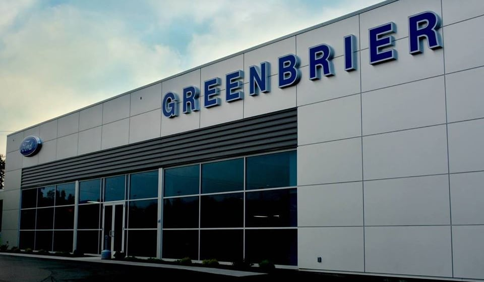 Greenbrier Ford in Lewisburg, WV