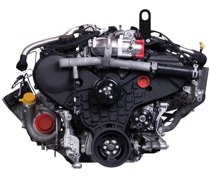 3.0L Power Stroke® Turbo Diesel V6