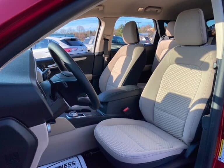 2020 Ford Escape Interior available at Greenbrier Ford