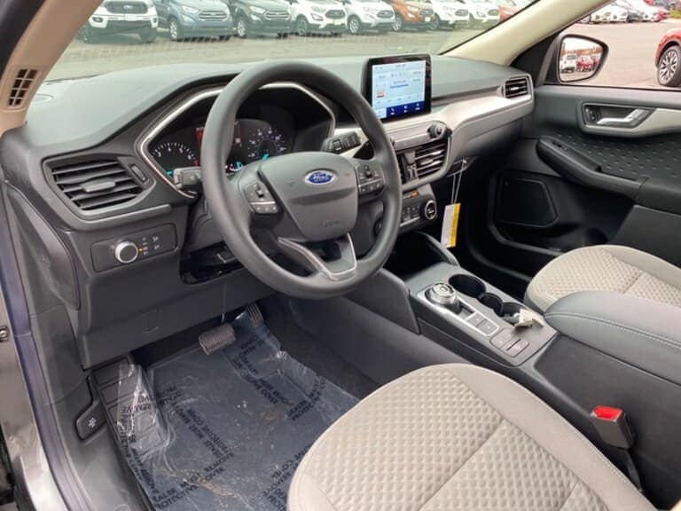 2020 Ford Escape Interior seating available at Greenbrier Ford