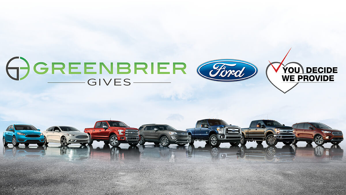 Greenbrier Gives at Greenbrier Ford