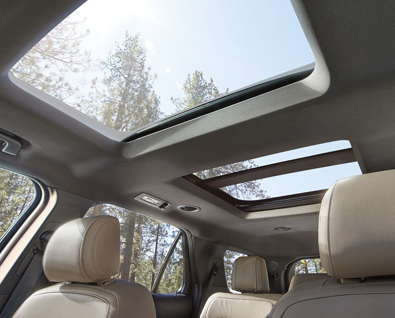 2019 Ford Explorer limited sunroof