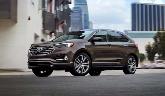 Ford Edge Towing Capacity >> 2019 Ford Edge Review Mpg Cargo Space Towing Capacity