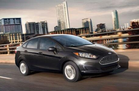 2019 Ford Fiesta Sedan Trim Levels | S vs  SE