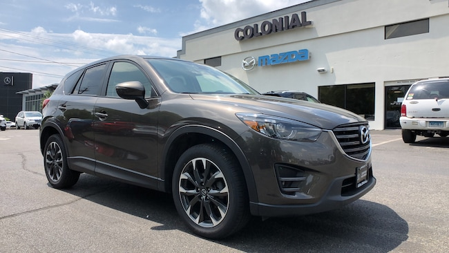 Used 2016 Mazda CX-5 Grand Touring AWD SUV w/ GT PREMIUM PKG 4WD Sport Utility Vehicles in Danbury