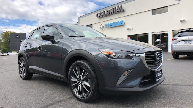 Used 2017 Mazda CX-3 Touring AWD SUV 4WD Sport Utility Vehicles in Danbury