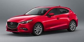 New 2018 Mazda Mazda3 Grand Touring Hatchback in Danbury, CT