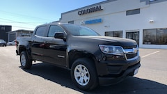 2019 Chevrolet Colorado LT CREW CAB 4WD PICK UP 4WD Small Pickup Trucks