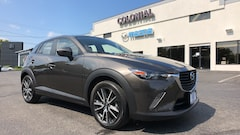 Certified pre-Owned 2017 Mazda CX-3 Touring AWD SUV w/ PREMIUM PKG 4WD Sport Utility Vehicles in Danbury, CT