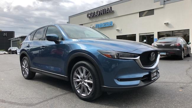 Certified Used 2019 Mazda CX-5 Grand Touring AWD SUV 4WD Sport Utility Vehicles Danbury