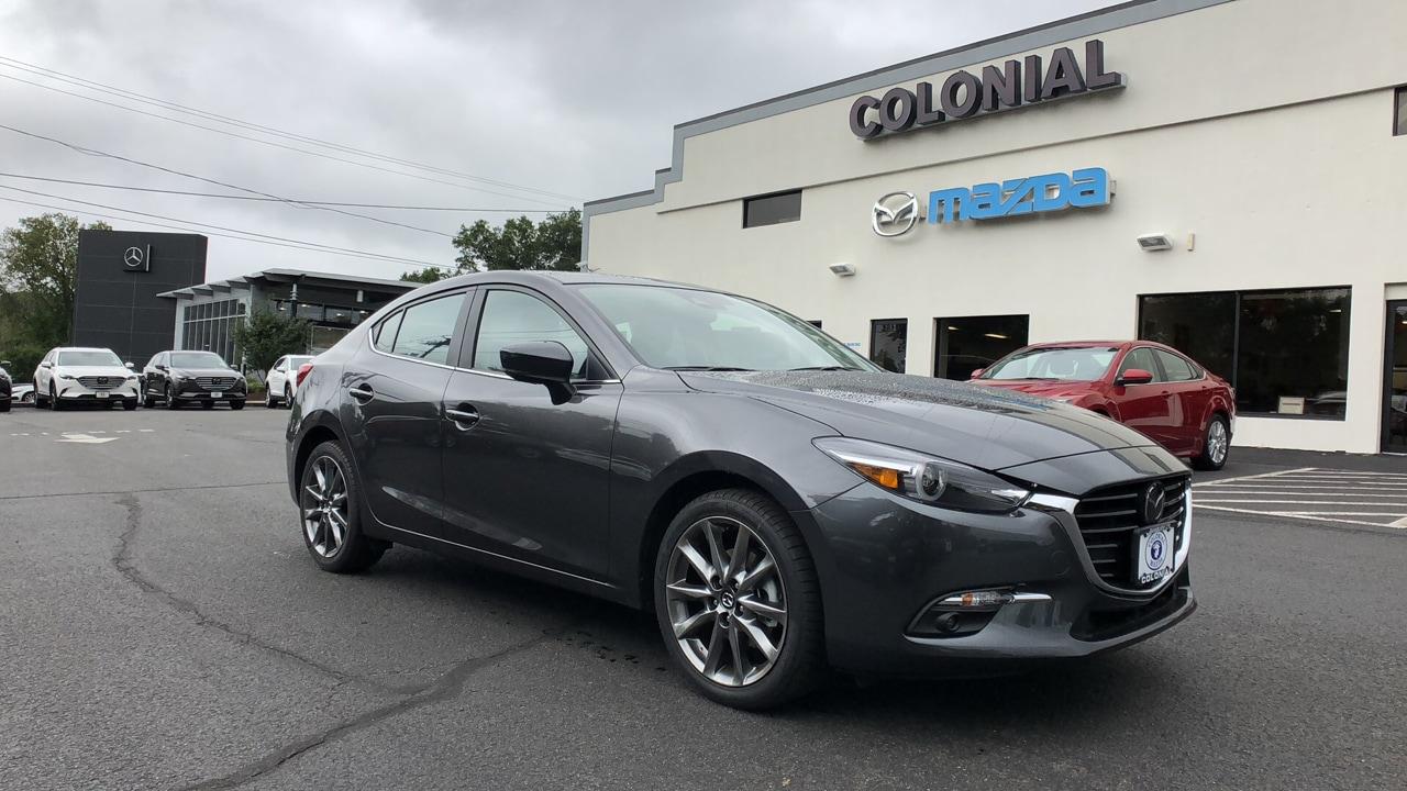 New 2018 Mazda3 Grand Touring Sedan For Sale In Danbury, CT