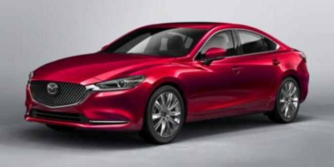 Used 2018 Mazda Mazda6 Touring 4-door Mid-Size Passenger Car in Danbury