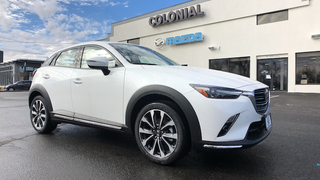 New 2019 Mazda Mazda CX-3 Grand Touring SUV in Danbury