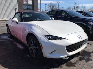 New 2018 Mazda Mazda MX-5 Miata Grand Touring Convertible in Danbury, CT