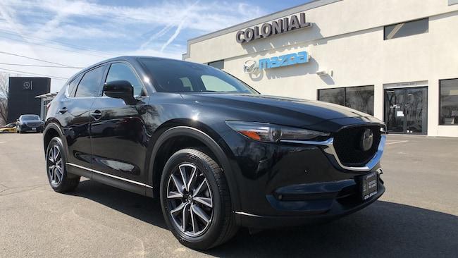 2018 Mazda CX-5 Grand Touring AWD SUV 4WD Sport Utility Vehicles