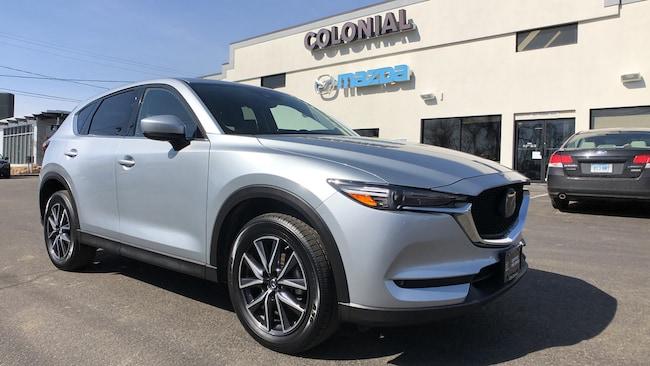 Certified Used 2018 Mazda CX-5 Grand Touring AWD SUV 4WD Sport Utility Vehicles Danbury