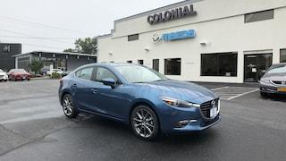 New 2018 Mazda Mazda3 Grand Touring Sedan in Danbury, CT