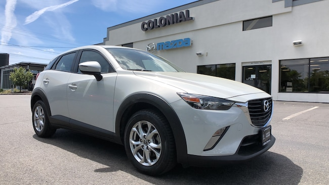 Certified Used 2016 Mazda CX-3 Touring AWD SUV 4WD Sport Utility Vehicles Danbury