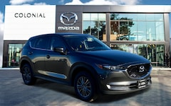 Certified pre-Owned 2017 Mazda CX-5 Touring AWD SUV w/ PREFERRED EQUIPMENT PKG 4WD Sport Utility Vehicles in Danbury, CT