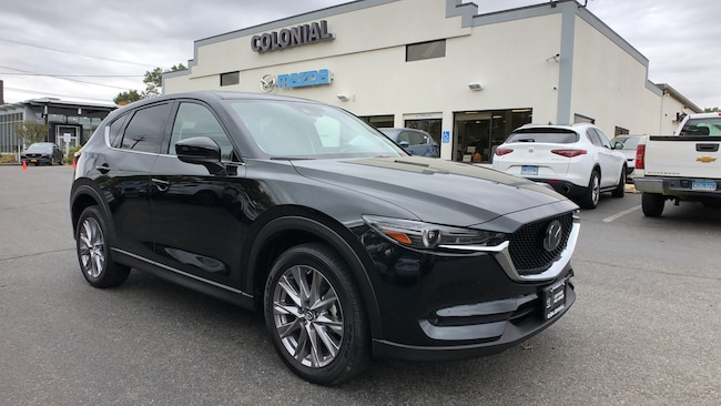 Certified Used 2019 Mazda CX-5 Grand Touring AWD SUV 4WD Sport Utility Vehicles Danbury