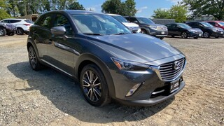 2017 Mazda CX-3 Grand Touring AWD SUV 4WD Sport Utility Vehicles in Danbury, CT