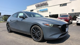 New 2019 Mazda Mazda3 Premium Package Hatchback in Danbury, CT
