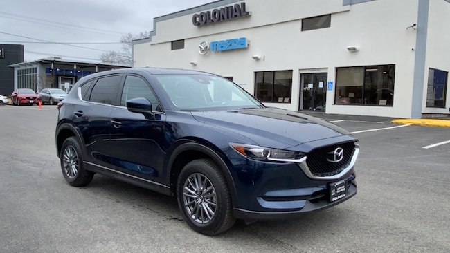Certified Used 2017 Mazda CX-5 Touring AWD SUV w/ PREFERRED EQUIPMENT PKG 4WD Sport Utility Vehicles Danbury