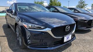 New 2019 Mazda Mazda6 Grand Touring Sedan in Danbury, CT