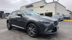 Certified pre-Owned 2016 Mazda CX-3 Grand Touring AWD SUV w/ I-ACTIV PKG SUV in Danbury, CT
