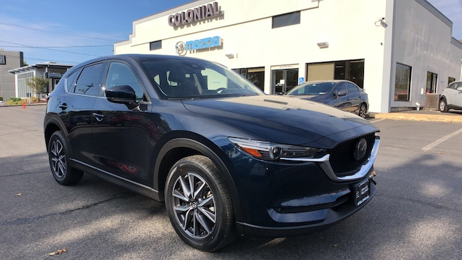 Certified Used 2018 Mazda CX-5 Grand Touring AWD SUV 4WD Sport Utility Vehicles Danbury