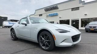 2019 Mazda Mazda MX-5 Miata RF Grand Touring Coupe in Danbury, CT