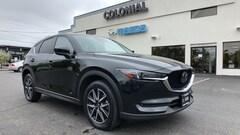 Used 2018 Mazda CX-5 Grand Touring AWD SUV 4WD Sport Utility Vehicles in Danbury, CT