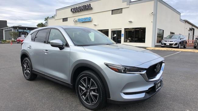 Used 2018 Mazda CX-5 Grand Touring AWD SUV 4WD Sport Utility Vehicles in Danbury
