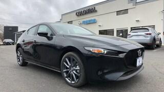 New 2019 Mazda Mazda3 Preferred Package Hatchback in Danbury, CT