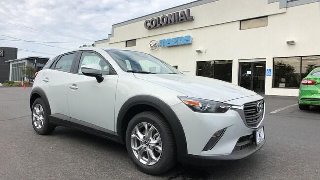 New 2019 Mazda Mazda CX-3 Sport SUV in Danbury